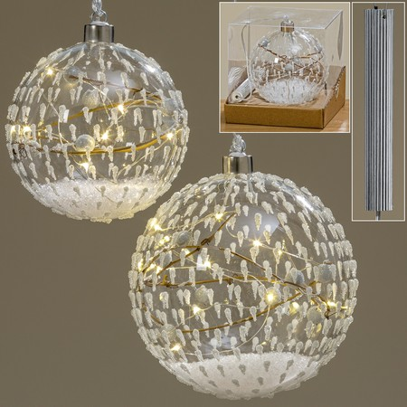 Boule décorative Led